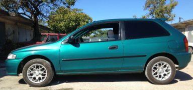 Mazda 323 1998 отзыв автора | Дата публикации 09.04.2016.