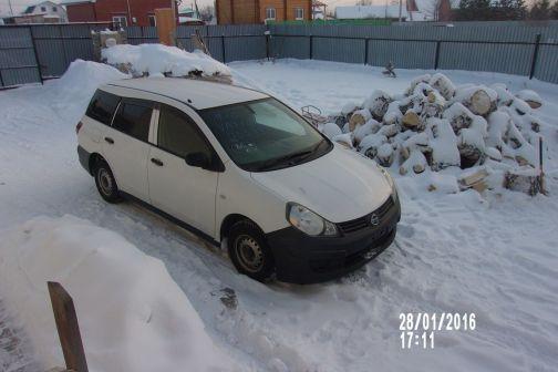 Nissan AD 2011 - отзыв владельца