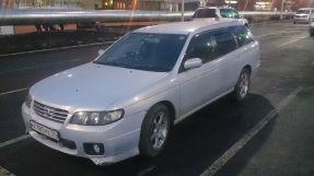 Nissan Avenir, 2004