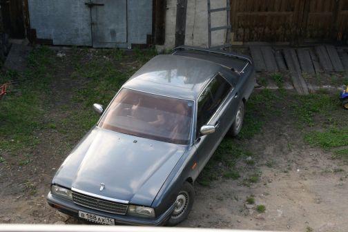 Nissan Cedric Cima 1989 - отзыв владельца