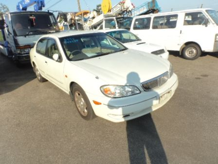 Nissan Cefiro 2001 - отзыв владельца