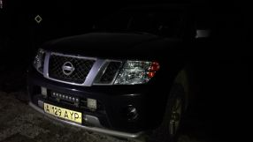 Nissan Pathfinder, 2008