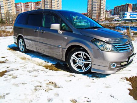 Nissan Presage 2009 - отзыв владельца