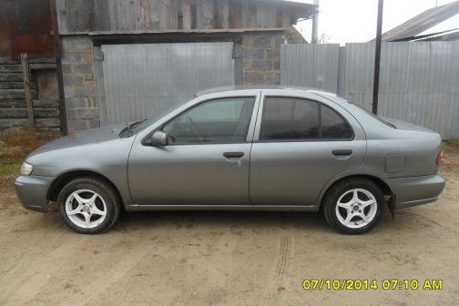 Nissan Pulsar 1999 - отзыв владельца