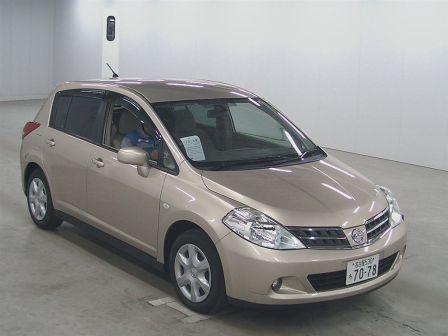 Nissan Tiida 2009 - отзыв владельца