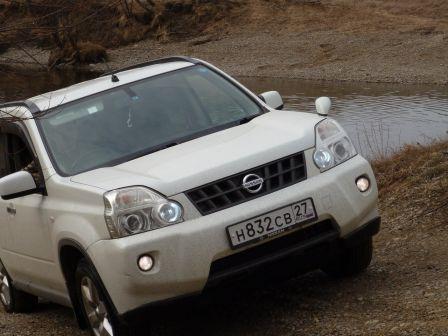 Nissan X-Trail 2009 - отзыв владельца