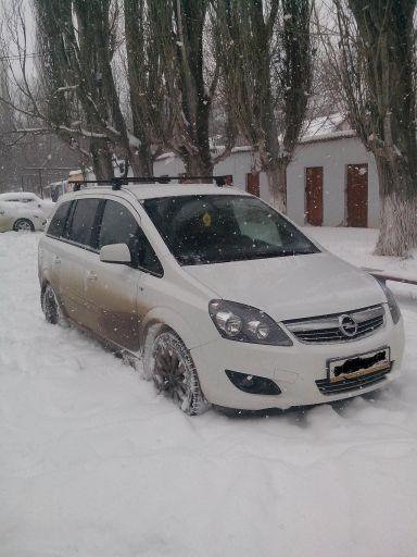 Opel Zafira, 2014