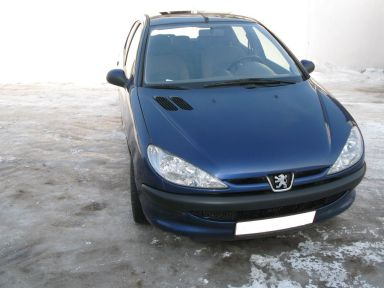 Peugeot 206, 2004