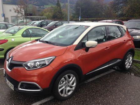 Renault Kaptur 2014 - отзыв владельца