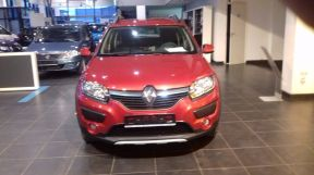 Renault Sandero Stepway 2016 отзыв владельца
