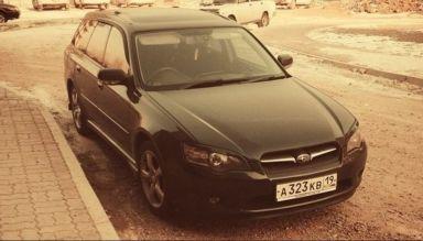 Subaru Legacy 2003 отзыв автора | Дата публикации 18.04.2016.