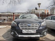 Subaru Outback, 2015
