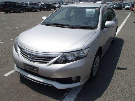 Toyota Allion 2011 - отзыв владельца