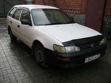 Toyota Corolla, 2000