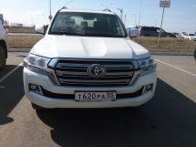 Toyota Land Cruiser 2016 отзыв владельца