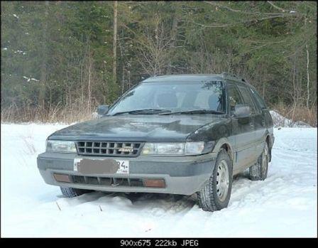 Toyota Sprinter Carib 1991 - отзыв владельца