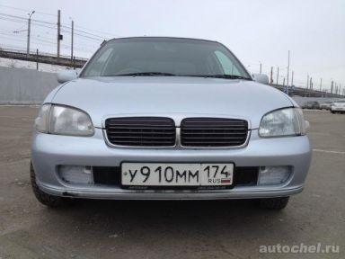 Toyota Starlet, 1998