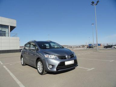 Toyota Verso 2013 отзыв автора | Дата публикации 04.04.2016.