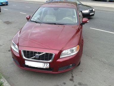 Volvo V70 2007 отзыв автора | Дата публикации 03.04.2016.