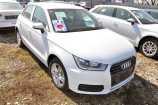 Audi A1. БЕЛЫЙ (CORTINA WHITE) (B4B4)