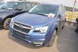 Subaru Forester. QUARTZ BLUE PEARL (ГОЛУБОЙ) (8U/AZ)