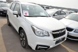 Subaru Forester. CRYSTAL WHITE PEARL (БЕЛЫЙ) (1X)