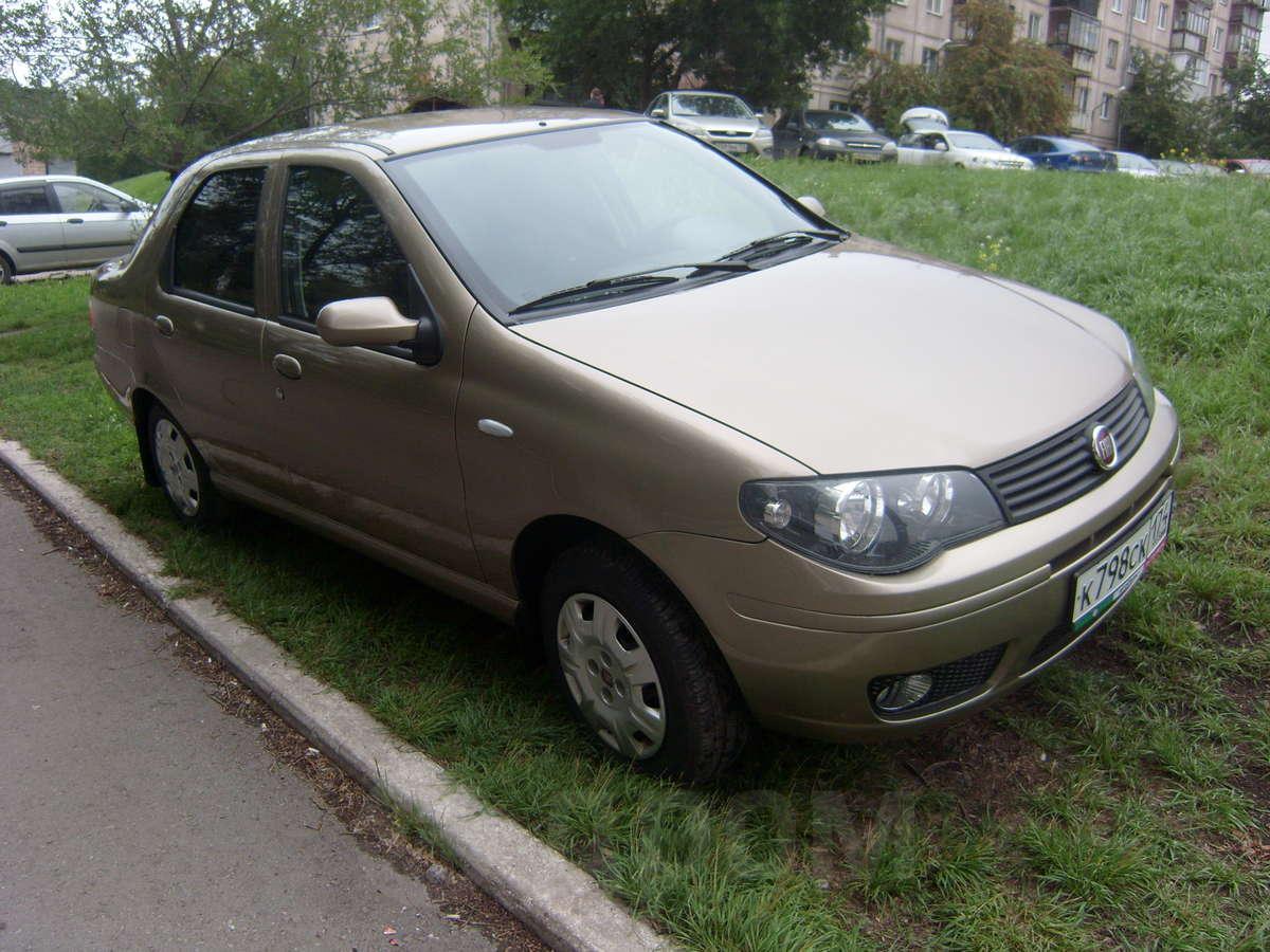 дешевые автомобили фиат албеа рус
