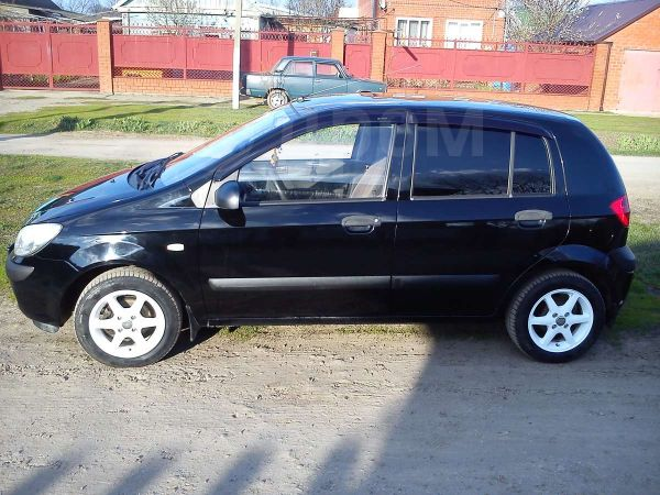 Hyundai Getz, 2007 год, 225 000 руб.