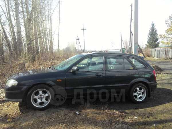 Mazda 323F, 2000 год, 190 000 руб.