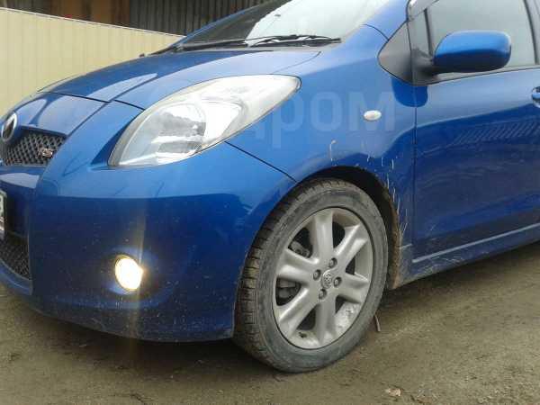 Toyota Vitz, 2007 год, 351 000 руб.