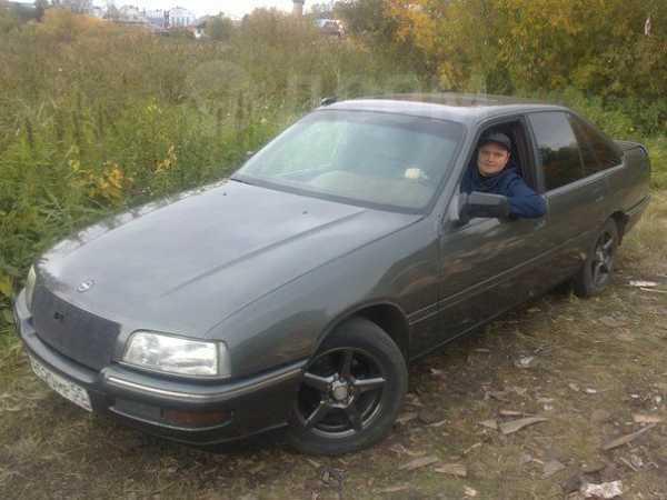 Opel Senator, 1987 год, 55 000 руб.