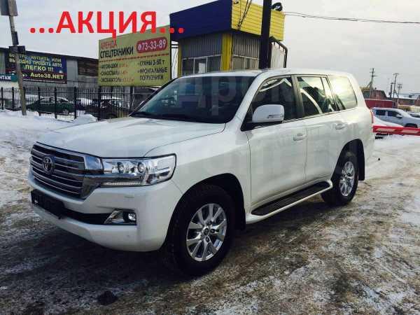 Toyota Land Cruiser, 2015 год, 4 504 000 руб.