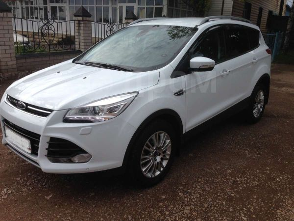 Ford Kuga, 2014 год, 1 375 000 руб.