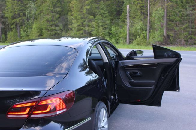 Volkswagen Passat CC, 2013 год, 1 150 000 руб.