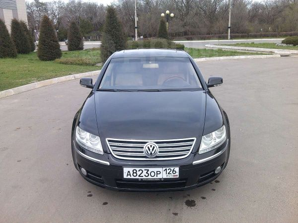 Volkswagen Phaeton, 2003 год, 660 000 руб.