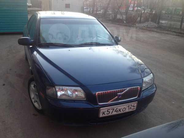 Volvo S80, 1999 год, 305 000 руб.