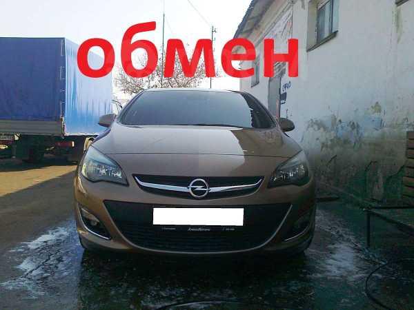 Opel Astra, 2013 год, 680 000 руб.