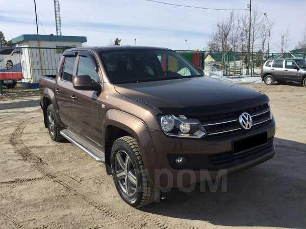 Volkswagen Amarok, 2012 год, 1 210 000 руб.