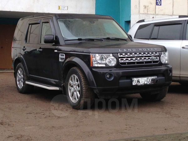 Land Rover Discovery, 2014 год, 999 999 руб.