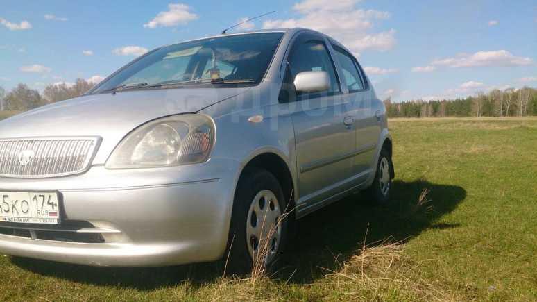 Toyota Vitz, 1999 год, 145 000 руб.
