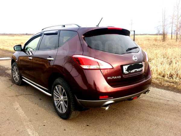 Nissan Murano, 2012 год, 1 350 000 руб.