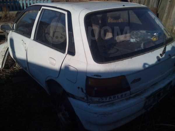 Toyota Starlet, 1991 год, 25 000 руб.