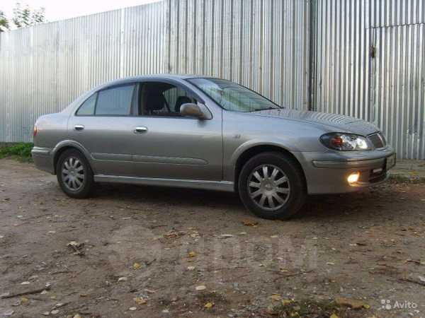 Nissan Bluebird Sylphy, 2002 год, 175 000 руб.
