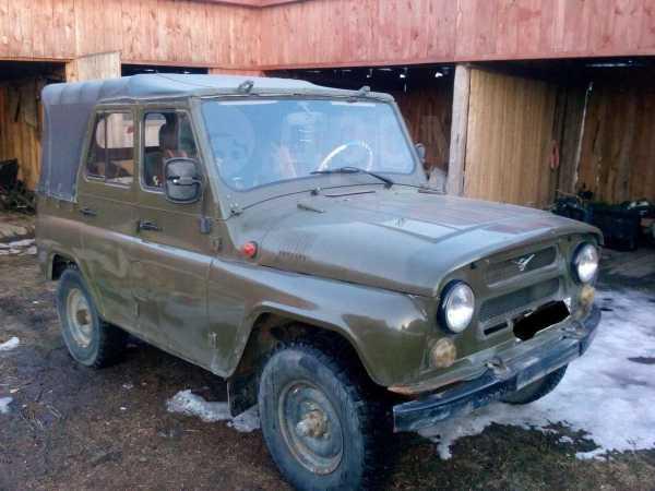 УАЗ 469, 1998 год, 100 000 руб.