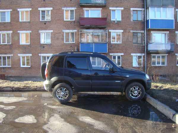Chevrolet Niva, 2011 год, 360 000 руб.