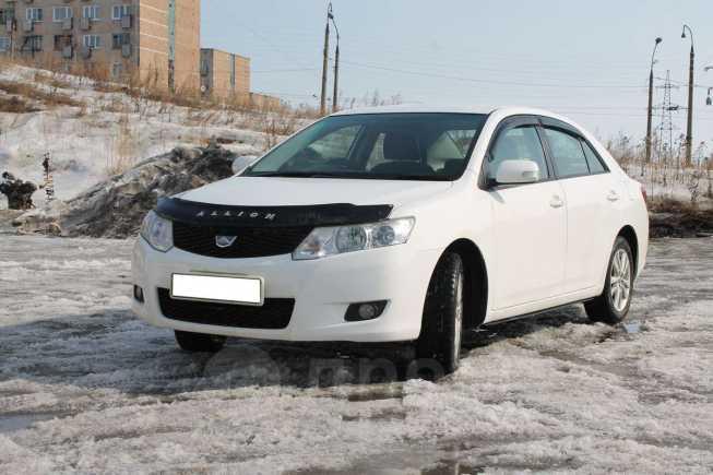 Toyota Allion, 2009 год, 580 000 руб.