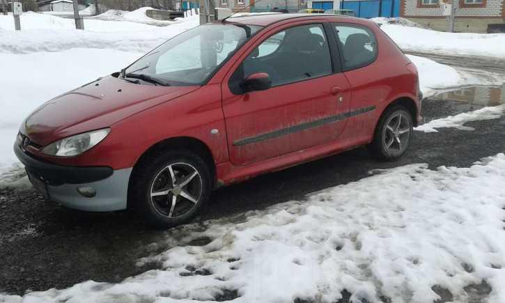 Peugeot 206, 2004 год, 130 000 руб.
