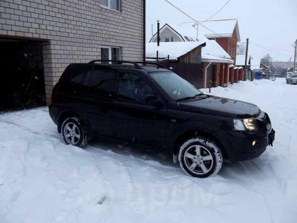 Land Rover Freelander, 2004 год, 415 000 руб.