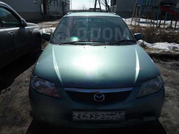 Mazda Familia S-Wagon, 2001 год, 120 000 руб.