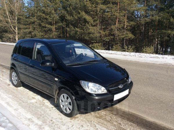 Hyundai Getz, 2010 год, 325 000 руб.